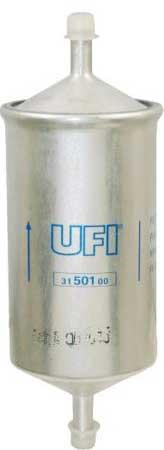 Palivové filtry a kohouty